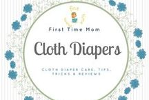 Cloth Diapers / Cloth diaper tips, tricks & reviews!