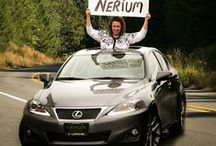 Lexus Bonus Earners / Nerium's Brand Partners can each earn a Lexus! / by Nerium International