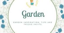 Garden / Garden inspiration, tips and tricks