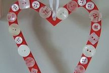 Kids Valentine's Day Crafts