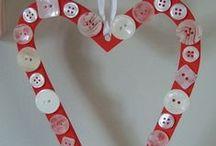 Kids Valentine's Day Crafts