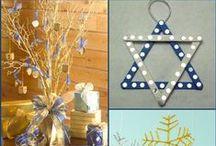 Children's Christmas/Hanukkah/Winter Crafts