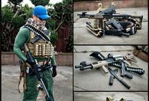 Misc / Firearms / Ammo / 2nd Amendment Stuff / Hand Guns , Rifles, Shotguns , Semi Auto , Revolvers , Cowboy Action , Automatic , / by Jesse Csincsak