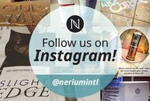 Social Media / Connect with Nerium International and our Executive team on Facebook, Twitter & Instagram!