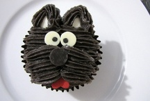 Tasty Treats! / Baked goods inspired by Scottish Terriers