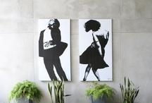 interiors // mood boards & walls / by Tish