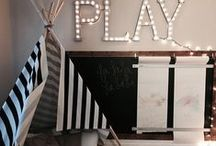 Family-Friendly DIY Ideas / Gather the whole family together for these fun home improvement projects and additions everyone will love.