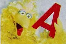 """A"" / by Ann Wurth"