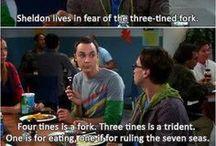 Big Bang Theory...oh no.