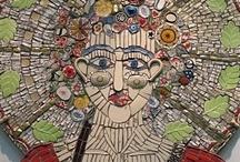 mosaic's / Ce qui me rend joyeuse! / by Johanne Bélanger
