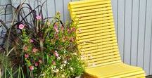 Deck & Patio Makeover Ideas / Fabulous decks and patios to turn your home into an outdoor getaway.