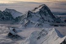 Mt Everest / Mt Everest / by Jesse Csincsak