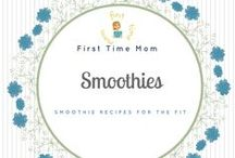 Smoothies / Smoothie recipes and inspirations from around the web.
