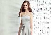 Social Bridesmaids Spring 2014 Collection / Find the perfect dresses for your bridal party with Social Bridesmaids. / by Dessy Group
