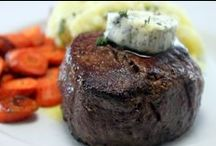 Beef / beefy meals / by Missy Rayburn