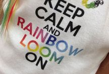 Miriam's Rainbow Looming / by Julie Shoaf
