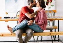 ALL THINGS ENGAGEMENT / Engagement ideas, engagement inspiration, engagement photos, engagement photo inspiration, engagement proposal ideas, romantic engagement shoots, engagement rings, engagement photography, engagement party planning, engagement party ideas, how to announce your engagement