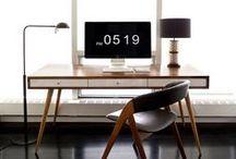 Home Office / by Karlin van der Vyver