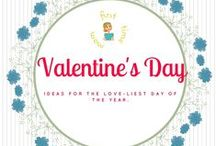 Valentine's Day / Inspiration for one of the most lovely holidays of the year!