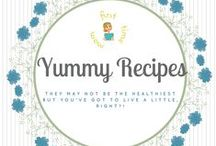 Yummy Recipes / Not necessarily healthy recipes but they are definitely yummy!