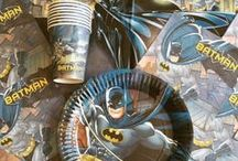 Batman party / Superhero party, kids party