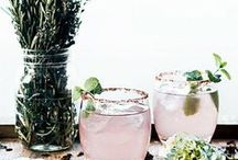 Cocktails, Drinks & Smoothie Recipes / A diverse assortment of alcoholic and non-alcoholic beverages.  From cocktails to smoothie recipes these drinks are bright, delicious and oftentimes even healthy.  Cheers.
