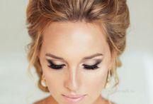 BRIDAL HAIR + MAKEUP / Bridal hair styles, bridal hair ideas, bridal long hair, bridal short hair ideas, bridal up do, bridal hair up hair, bridal hair braid, bridal hair flower crown, DIY bridal flower crown, bridal hair flowers, bridal makeup, simple bridal make up, natural bridal make up, smoky eye bridal makeup, how to do your own make-up for your wedding, bridal makeup ideas, south Asian bridal makeup, African American bridal makeup, ethnic bridal make up