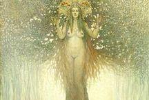 ✿ Earth & Nature Spirits ✿ / Earth & Nature Spirits