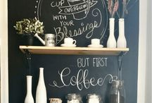 Home Decorating Ideas / Idea board for home decor. Color schemes, accent items, wall color, furniture, DIY, etc.