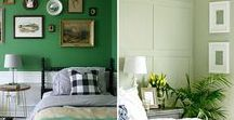 paint colors living room and bedroom