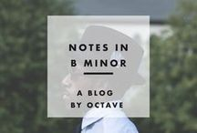 Octave Blog - Notes in B Minor