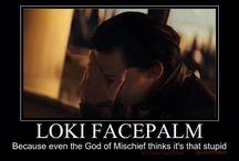 Loki & Tom, Tom & Loki