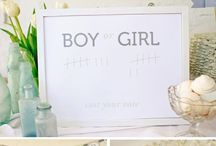 Gender Reveal / by Events By Shelbi Rene