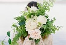 wedding bouqs. / by Nine Blooms