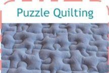 Quilting - top stitch