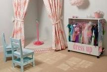 For Libby Lou / Ideas for Libby's room and other fun ideas for kids! / by Carissa Elizabeth