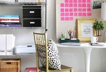 Home - Office / by allison wheeler / wanderlings