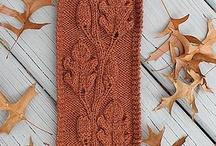 Knitting - scarf/shawl