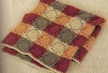 Crochet - afghan