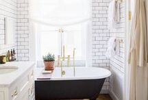 Home - Bathroom / by allison wheeler