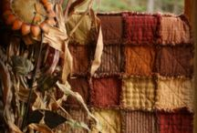 Quilting - patterns: fall inspired