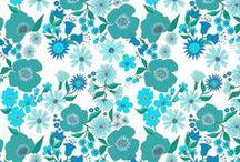 Fabrics / Ideas and colors for nursery