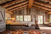 Cabin & Home Ideas / by Chantel Causby