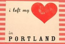 wanderlust: portland / by allison wheeler / wanderlings