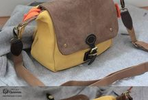 Sewing - bags/leather