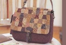 Sewing - bags/quilted