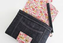 Sewing - bags/upcycled