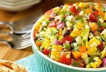 Salads / by Susan Dudzic