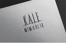 KALE MİMARLIK / Kale Mimarlık için yaptığımız kurumsal kimlik çalışması.