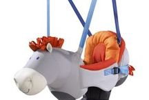 Baby wants a pony! / Horse inspired baby clothing, nursery décor, toys and more!